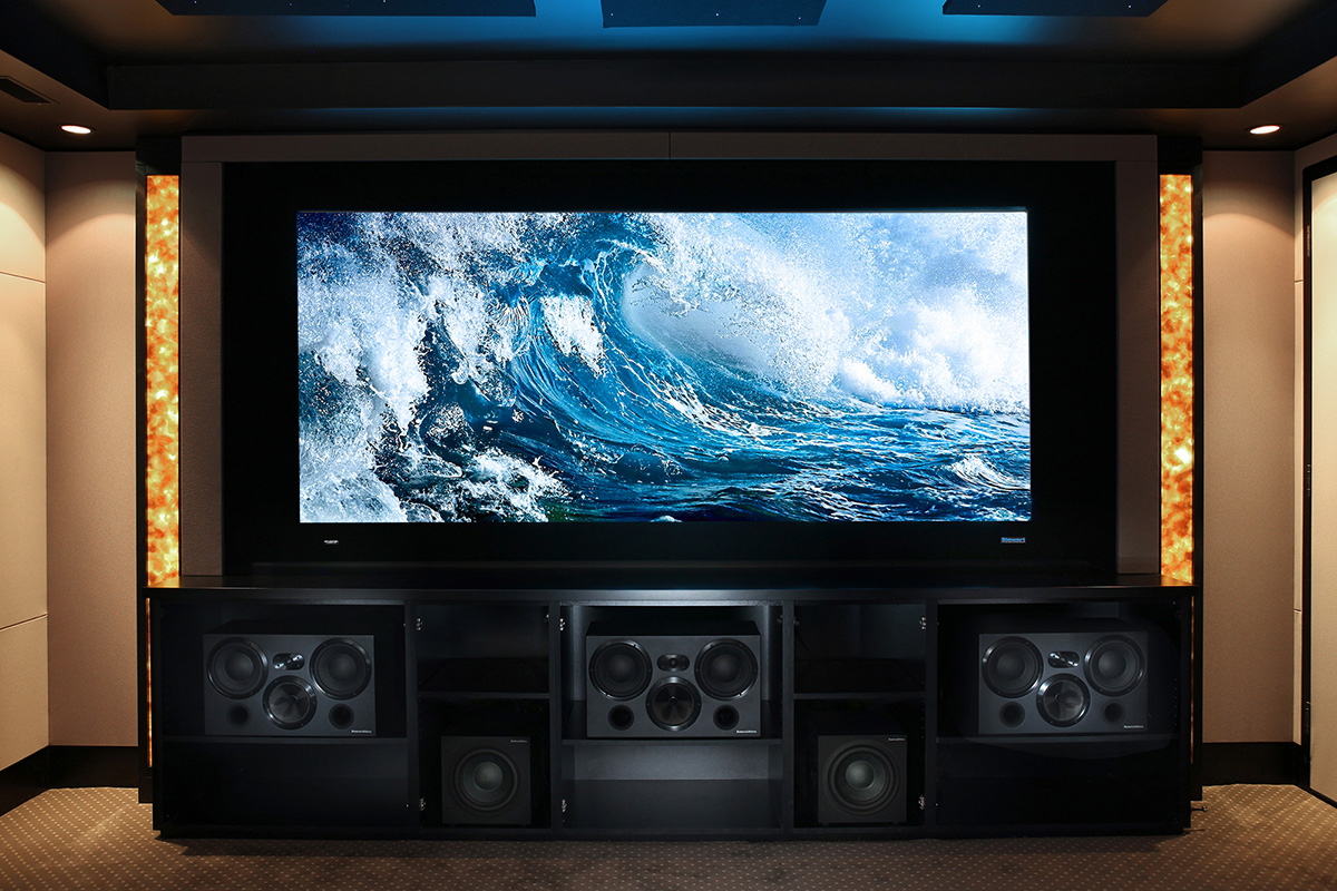 Station Earth home theatre